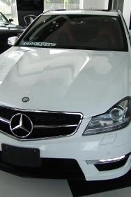 Mercedes-Benz Klasa C W204 6.3 AMG V8 / AUTOMAT / SZYBERDACH / 457 KM-2