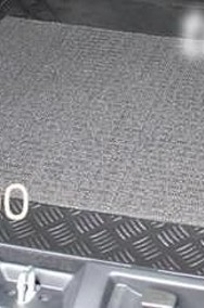 PEUGEOT 4007 z kratą i subwooferem od 2007 mata bagażnika - idealnie dopasowana do kształtu bagażnika Peugeot-3