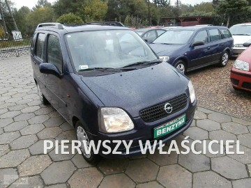 Opel Agila A sprzedam opel agila 1 właściciel