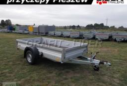 BR-063 przyczepa 309x155x33cm, Alumina L1, towarowa, uniwersalna, burty aluminiowe, DMC 1300kg