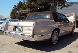 Cadillac DeVille X zamiana