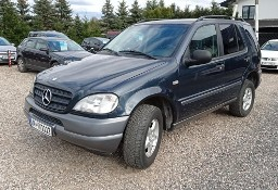 Mercedes-Benz Klasa ML W163 ML 320 Bardzo Niski Przebieg *Pełen Serwis*