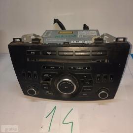 MAZDA 3 RADIO 14792726