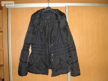 kurtka czarna M 38 Vero Moda