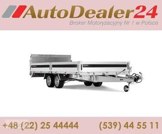 AutoDealer24.pl [NOWA FV Dowóz CAŁA EUROPA 7/24/365] 418 x 204 x 35 cm Brenderup 6420