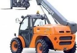 Kurs szkolenie ładowarka teleskopowa nośnik loader Toruń Bydgoszcz