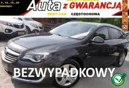 Opel Insignia I Country Tourer 1.4iTurbo*140PS*OPŁACONY Bezwypadkowy Klima*Serwis*Xenon*GWARANCJA24