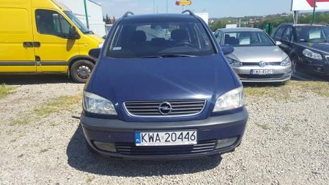 Opel Zafira A 2.0DTi 101PS Klima 7osób