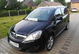 Opel Zafira B Bezwypadkowy NaviKolor Klimatronic Xenony