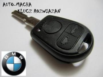 BMW 3 E36 E46 5 E39 7 E38 X3 E83 X5 E53 obudowa pilota NOWY WYSYLKA