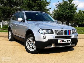 BMW X3 I (E83) 3.0d 4x4 LIFT Śliczny, Super Zadbany!