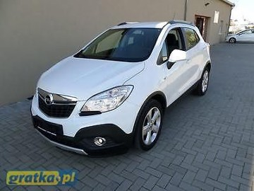 Opel Mokka ZGUBILES MALY DUZY BRIEF LUBich BRAK WYROBIMY NOWE