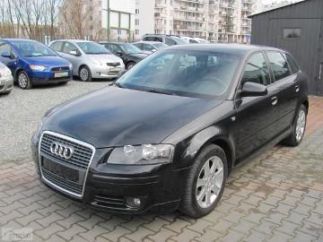 Audi A3 II (8P) 1.6 FSI Ambiente z Niemiec 4/5 drzwi.
