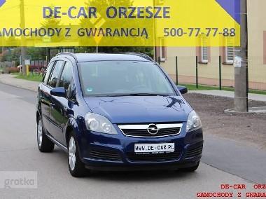Opel Zafira B ZAFIRA 1,8 16V 12/2006, 130 TYS KM, SUPER STAN-1