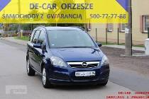 Opel Zafira B ZAFIRA 1,8 16V 12/2006, 130 TYS KM, SUPER STAN