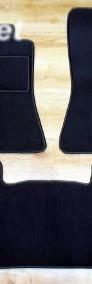 Citroen Berlingo III od 2008 do 2018 r. najwyższej jakości dywaniki samochodowe z grubego weluru z gumą od spodu, dedykowane Citroen Berlingo-4