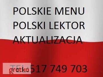 Polskie Menu Spolszczenie Audi Peugeot Citroen Opel Volkswagen Łódź