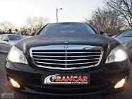 Mercedes-Benz Klasa S W221 S500 V8 388KM NAVI KLIMA SZYBERDACH SKÓRY ALUFELGI