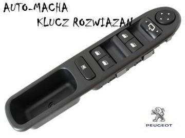 Peugeot 307 panel sterowania szyb NOWY WYSYLKA