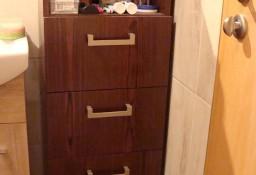 szafka z 4 szufladami i półką dostępne 2 sztuki