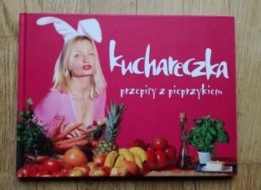 Książka kucharska: Kuchareczka przepisy z pieprzykiem. Ola Dembska
