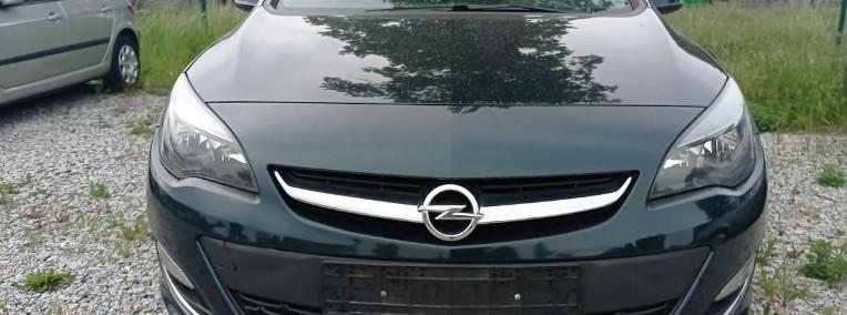 Opel Astra J IV 1.6 T BENZYNA Sport MOZLIWE LPG-1