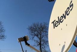 LUBORZYCA Montaż  Serwis Anten Satelitarnych CANAL+, NC+, CYFROWY POLSAT DVB-T