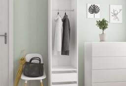 vidaXL Szafa z szufladami, biała, 50x50x200 cm, płyta wiórowa800612