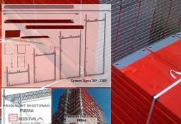 124m2 RUSZTOWANIA PRODUCENT Rusztowanie Systemowe Fasadowe Elewacyjne