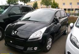 Peugeot 5008 I 2.0 HDi Premium BEZWYPADKOWY, DVD, NAWI , ALU , CH