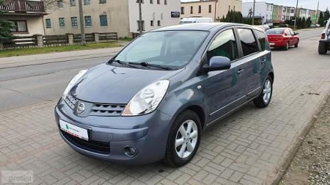 Nissan Note E11 Klima,elektryka,czujniki,Hak,halogeny,