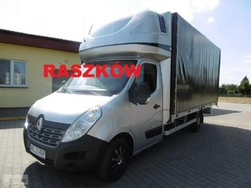 Renault Master master 2.3 170 km polski salon 10 paletowy plandeka