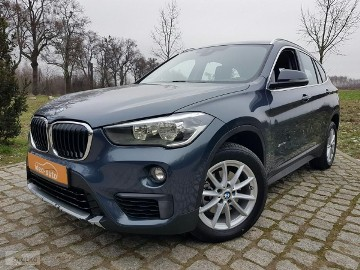 BMW X1 F48 *SPORT*Automat*Roczna Gwarancja Techniczna*