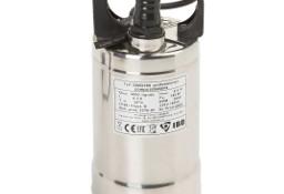 Pompa zatapialna SWQ 180 - stal nierdzewna- średnica 120 mm
