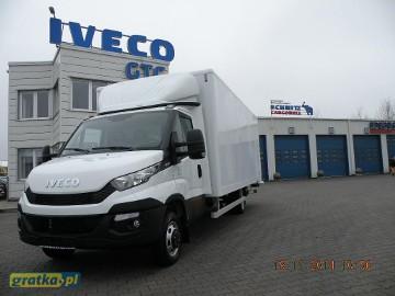 Iveco Daily 50C15 kontener z windą