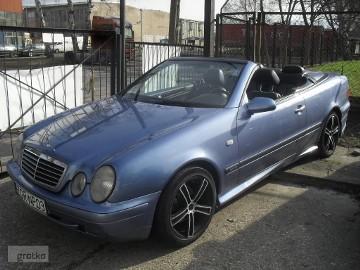 Mercedes-Benz Klasa CLK 2.0 GAZ SEKW.zarejestr.CABRIOLET skóry klima