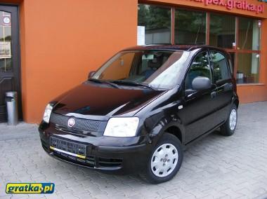Fiat Panda II klimatyzacja, salonowy-1