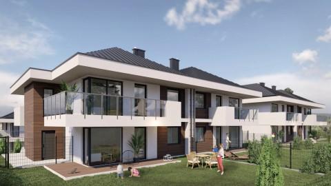Nowe apartamenty bez czynszu ogródek 190 m2 ogrzewanie podłogowe