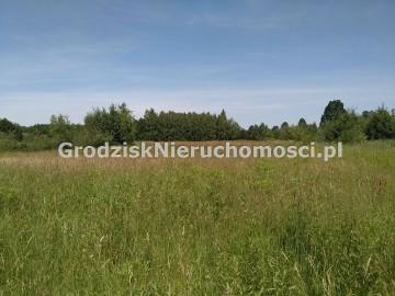 Działka budowlana Budy-Grzybek