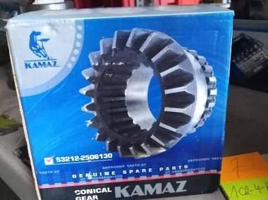 Różne części Kamaz-1