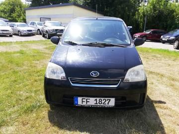 Daihatsu Cuore VI 2004r 1.0 Benzyna 55 KM Możliwa Zamiana
