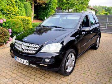 Mercedes-Benz Klasa ML W164 320 CDI 224 KM 4Matic *VAT-23%* Oryg. Lakier!
