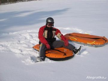 Ślizgacz śnieśny snowslider M