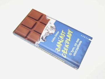 Jutta Oster Zamiast czekolady O tym, co nas uszczęśliwia
