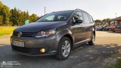 Volkswagen Touran II 1.4turbo/140KM/TYLKO 99.000km/ŁADNIUTKI!!