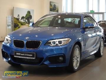 BMW SERIA 1 120 BMW 220 i Coupe -NOWOŚĆ