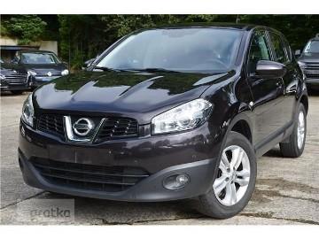 Nissan Qashqai II 2.0 dCi BEZWYPADKOWY , ALU, NAWI ,