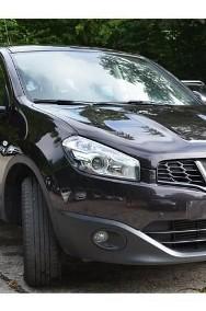 Nissan Qashqai II 2.0 dCi BEZWYPADKOWY , ALU, NAWI ,-2