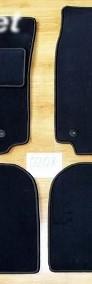 AUDI A6 C4 sedan oraz avant (kombi) 08.1994 - 1997 najwyższej jakości dywaniki samochodowe z grubego weluru z gumą od spodu, dedykowane Audi A6-4