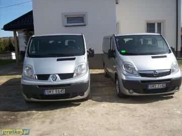 Opel Vivaro I 2.0 CDTI WYNAJEM